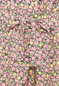 Vero Moda Curve - VMELLIE SHORT DRESS - Shirt dress - geranium pink - 5