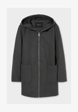 Halflange jas - gray melange