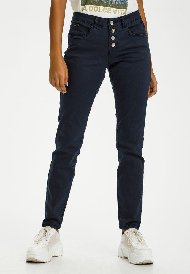 CRLOTTE  - Jeans slim fit - total eclipse