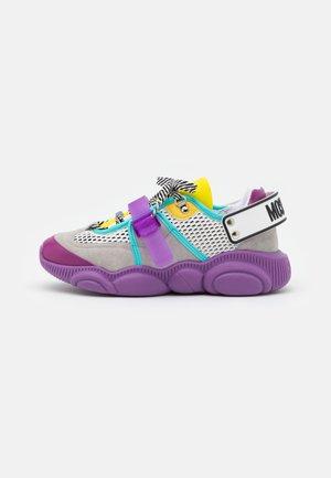 Tenisky - multicolor/purple/grey