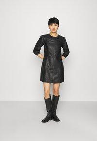 Deadwood - UFFIE DRESS - Day dress - black - 1