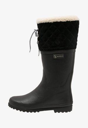POLKA GIBOULÉE - Wellies - new noir