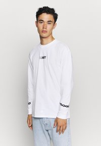 Carhartt WIP - TWISTED TRUTH  - Long sleeved top - white - 0