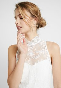IVY & OAK BRIDAL - AMERICAN SHOULDER BRIDAL DRESS LONG - Robe de cocktail - snow white - 5