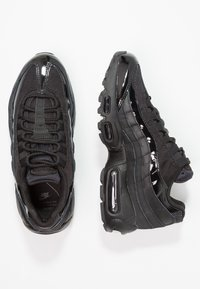 Nike Sportswear - AIR MAX - Sneakersy niskie - black - 2
