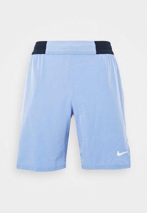 FLX ACE - Sports shorts - royal pulse/white
