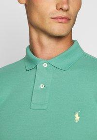 Polo Ralph Lauren - SLIM FIT MODEL - Poloshirts - haven green - 4