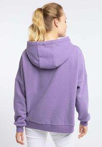 myMo - Hoodie - purple - 2