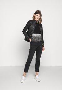 Barbour International - THUNDERBOLT CASUAL - Summer jacket - black - 1