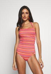 LASCANA - SWIMSUIT - Swimsuit - orange - 0