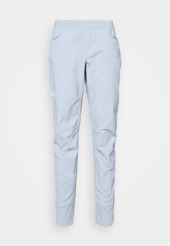 AGNER LIGHT - Pantalons outdoor - blue fog