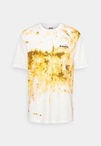 Diadora - Camiseta estampada - optical white - 0