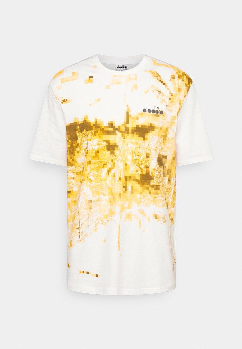 Diadora - Camiseta estampada - optical white
