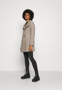 Vero Moda - VMCLASSLINE - Classic coat - sepia tint - 1