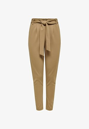 Trousers - toasted coconut