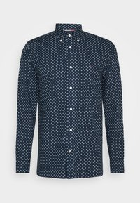 Tommy Hilfiger - FLORAL GEO PRINT - Shirt - blue - 3