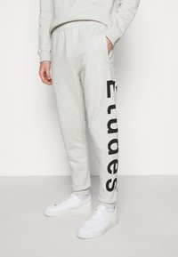Études - TEMPERA UNISEX - Pantaloni sportivi - heather grey - 0