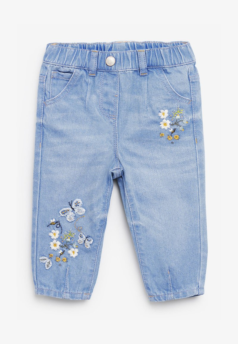 Next - BUTTERFLY - Straight leg jeans - blue denim