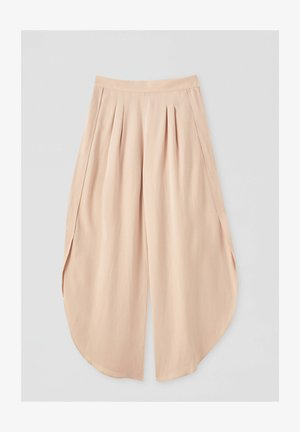 Trousers - rose gold