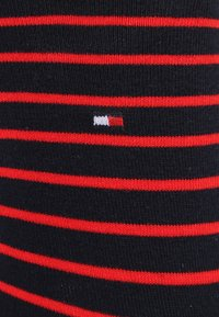 Tommy Hilfiger - WOMEN SMALL STRIPE 2 PACK - Skarpety - red/navy - 2
