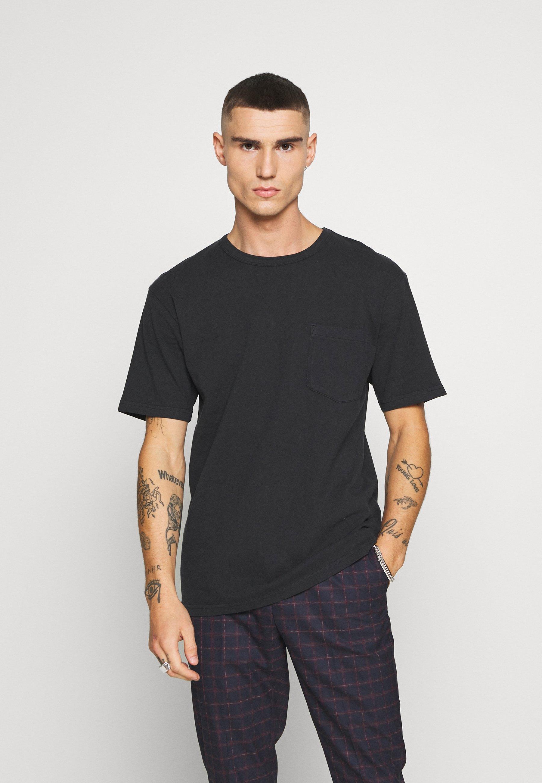Men HARIS - Basic T-shirt