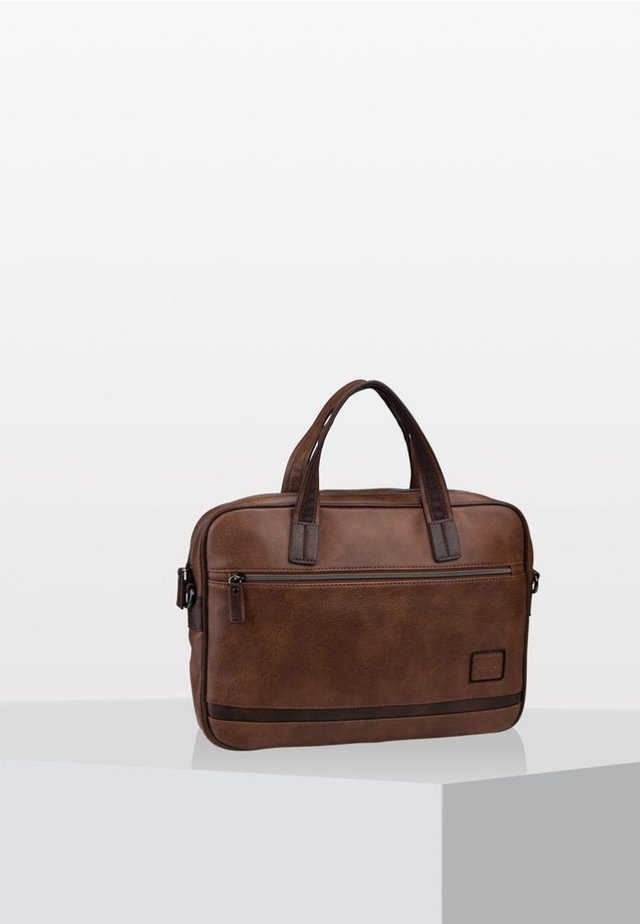 BREAKERS - Briefcase - brown