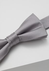 Calvin Klein - SOLID BOWTIE - Bow tie - charcoal - 3