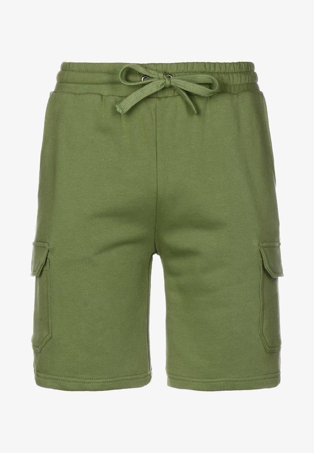 Pantaloni cargo - newolive