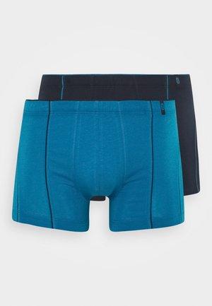 2 PACK  - Bokserit - dark green/blue