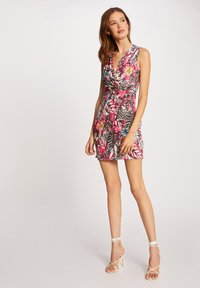 Morgan - Robe d'été - neon pink - 1