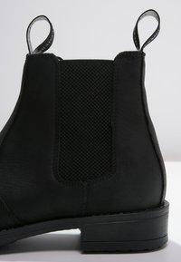 Shepherd - SANNA  - Kotníkové boty - black - 5