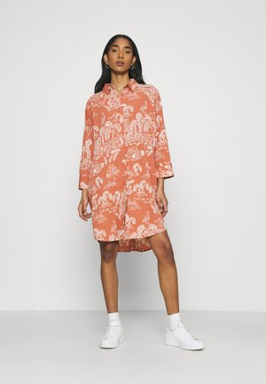 MOA RAGLAN SHIRTDRESS - Shirt dress - coralle
