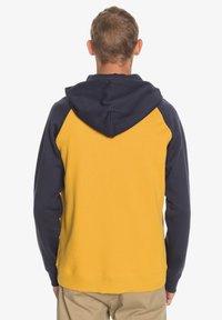Quiksilver - EVERYDAY - Zip-up sweatshirt - honey - 1