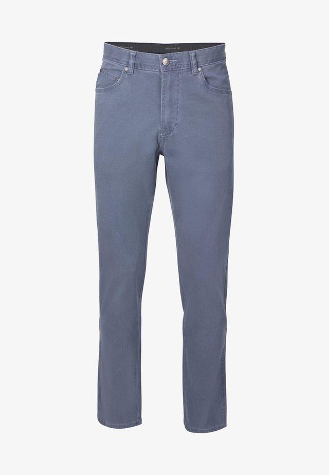 GENUA - Straight leg jeans - blue