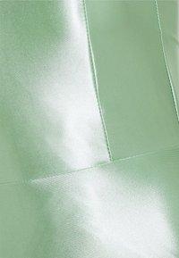 WAL G. - SKYLER ONE SHOULDER MID DRESS - Cocktail dress / Party dress - mint green - 2