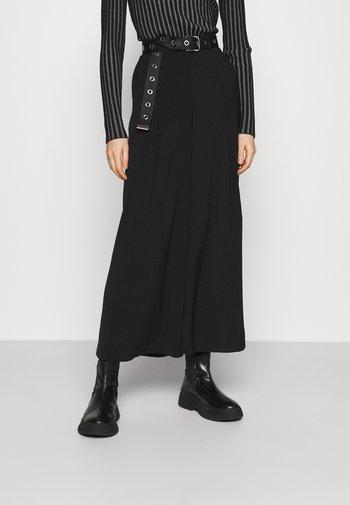 VIJANINE  - Pantalon classique - black