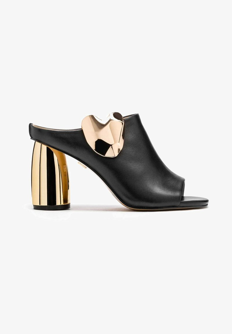 Kazar - VICKY - Heeled mules - Black
