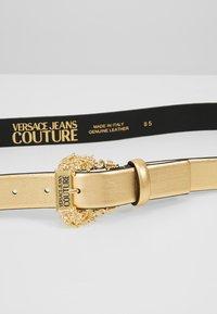 Versace Jeans Couture - Riem - gold - 4