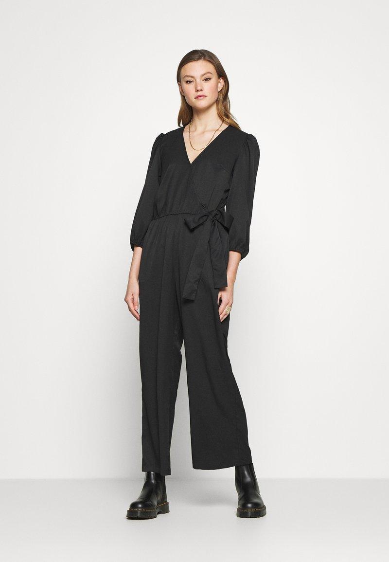 Monki - TIA - Jumpsuit - black
