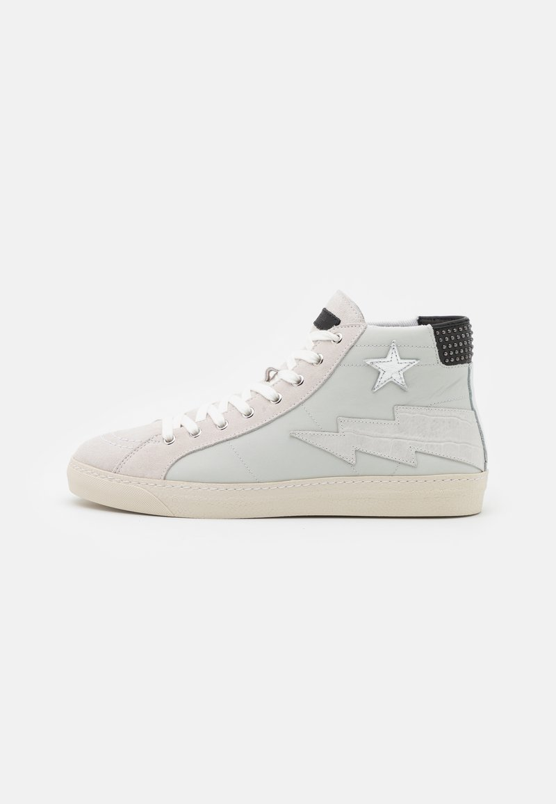 The Kooples - EXCLUSIVE  - Baskets montantes - white