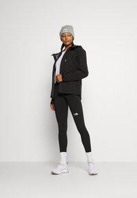 The North Face - DRYZZLE FUTURELIGHT JACKET - Hardshell jacket - black - 1