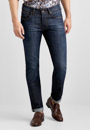JOHN - Slim fit jeans - blau used