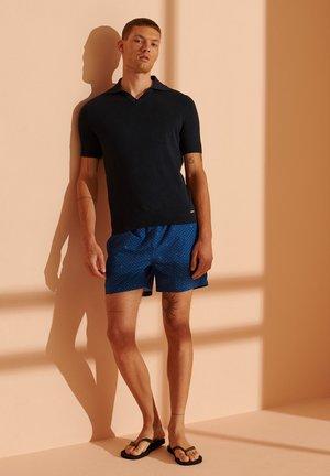 Swimming shorts - dan geo blue