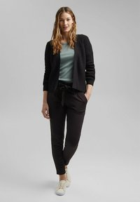 edc by Esprit - Trousers - black - 1