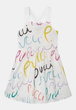Day dress - bianco/multicolor