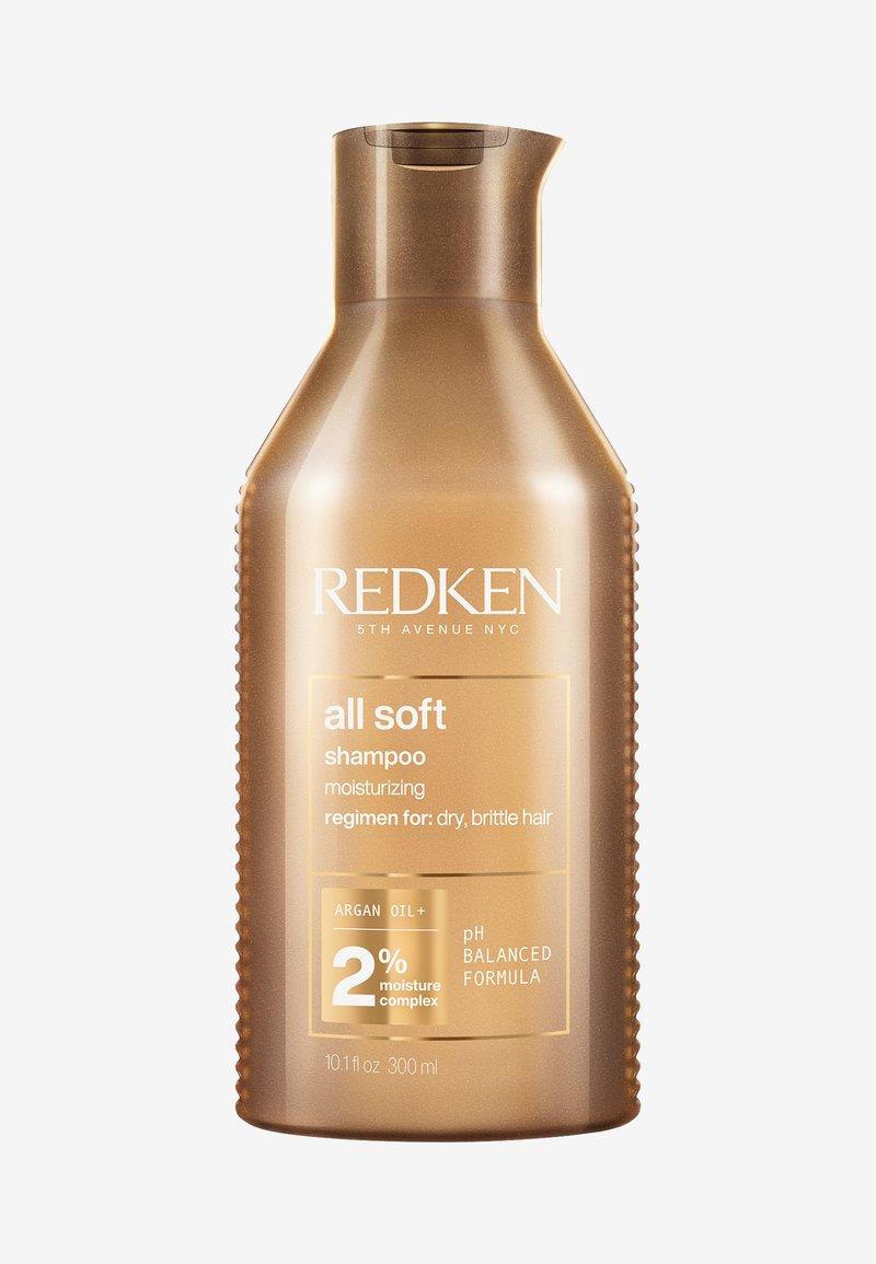 Redken - REDKEN ALL SOFT SHAMPOO  - Shampoo - -