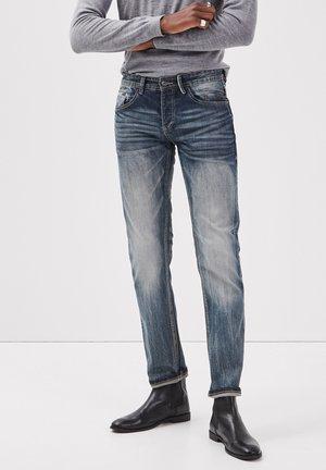 Jeans straight leg - denim stone