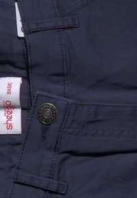 Sheego - Denim skirt - marine - 5