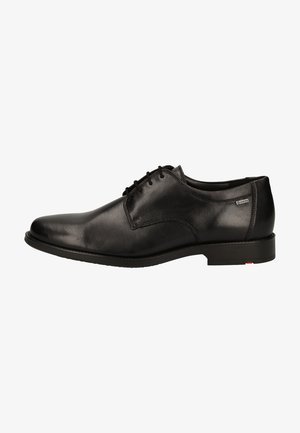 Smart lace-ups - schwarz 00