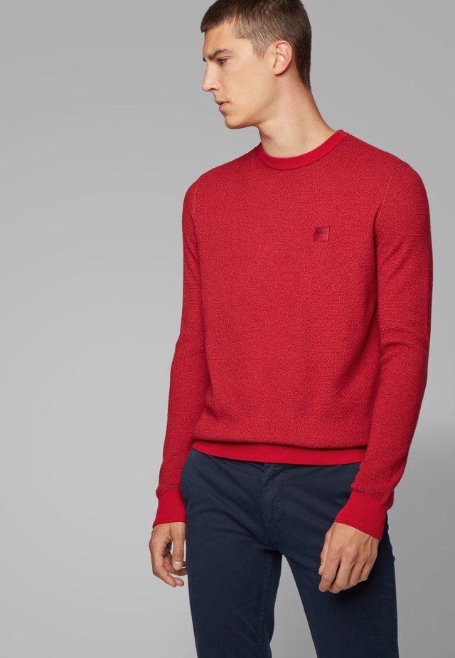 KOLLEGE - Pullover - red